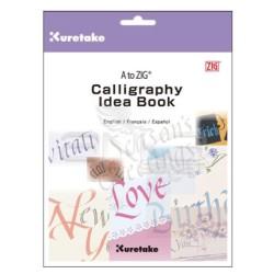 Zig - A to Zig Calligraphy Idea Book Kaligrafi Kitabı
