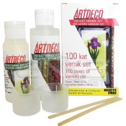 Artdeco - Artdeco 100 Kat Vernik Set