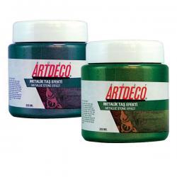 Artdeco - Artdeco Metalik Taş Efekti 220ml