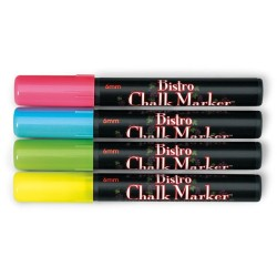 Marvy - Bistro Chalk Marker Tebeşir Markör 6mm
