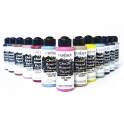 Cadence - Cadence Chalkboard Paint Kara Tahta Boyası 120ml