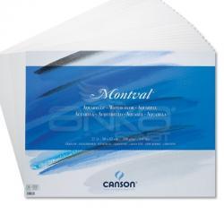 Canson - Canson Montval Sulu Boya Kağıdı Cold Pressed 300g 50x65cm
