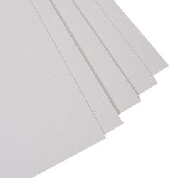 Clairefontaine - Clairefontaine Acrylique Akrilik ve Sulu Boya Kağıdı-Tabaka 10'lu Paket 360g 50x65cm
