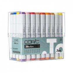 Copic - Copic 36'lı Set Basic Colours