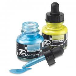 Daler Rowney - Daler Rowney FW Pearlescent Acrylic Inks 29.5ml Cam Şişe