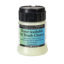 Daler Rowney - Daler Rowney Water Washable Oil Brush Cleaner 250ml