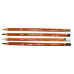 Derwent - Derwent Drawing Pencil Renkli Çizim Kalemi