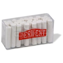 Derwent - Derwent Pilli Silgi Yedeği 30 Adet