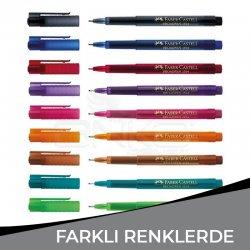 Faber Castell - Faber Castell Broadpen 1554 0.8mm