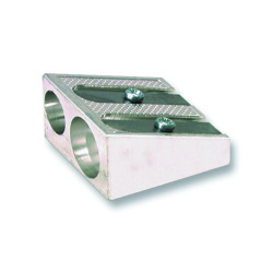 Faber Castell - Faber-Castell Metal Çiftli Kalemtraş