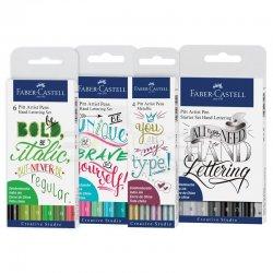 Faber Castell - Faber Castell Pitt Artist Pen Kaligrafi Setleri