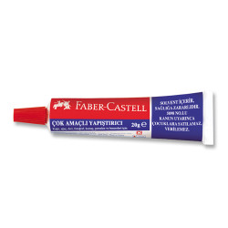 Faber Castell - Faber-Castell Sıvı Yapıştırıcı 20gr