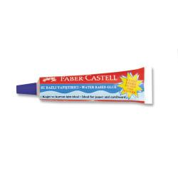 Faber Castell - Faber-Castell Su Bazlı Sıvı Yapıştırıcı 19gr