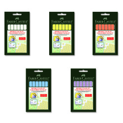 Faber Castell - Faber-Castell Tack-it Karışık Renk 50g