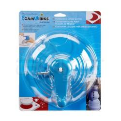 FoamWerks - FoamWerks Strafor Kesme Aleti-Foamboard Circle Cutter-WA 8001