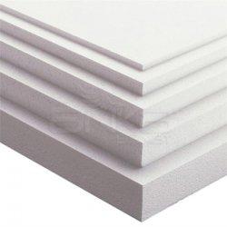 Anka Art - Fotoblok (Straforlu Maket Kartonu) Beyaz 5mm 50x70cm-5li Paket