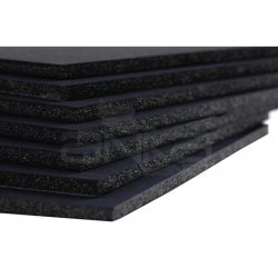 Anka Art - Fotoblok (Straforlu Maket Kartonu) Siyah 2mm 50x70cm-5li Paket