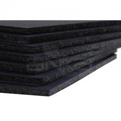 Vox - Fotoblok (Straforlu Maket Kartonu) Siyah 3mm 50x70cm-5li Paket