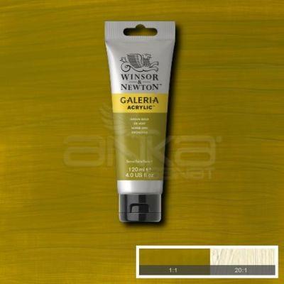 Galeria 120ml Akrilik Boya No:294 Green Gold - 294 Green Gold