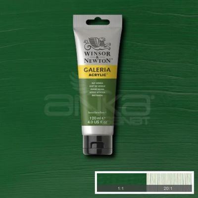 Galeria 120ml Akrilik Boya No:599 Sap Green - 599 Sap Green