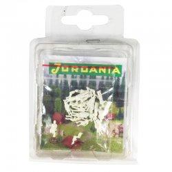 Jordania - Jordania Beyaz İnsan Figürü 1/200 25li