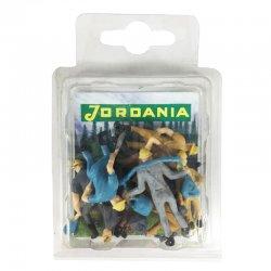 Jordania - Jordania İnşaat İşçisi Figürü 1/43 10lu İBT1043