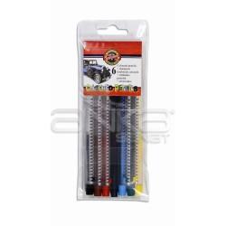 Koh-i-Noor - Koh-i-Noor Coloured Pencils Kuru Boya Seti (4011)