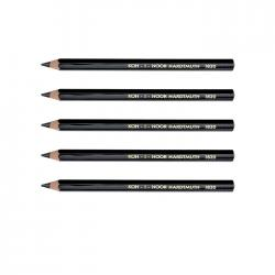 Koh-i-Noor - Koh-i-Noor Graphite Pencil Jumbo Grafit Kalemi 1820