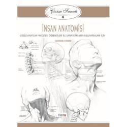 Anka Art - Koleksiyon Yayınları İnsan Anatomisi