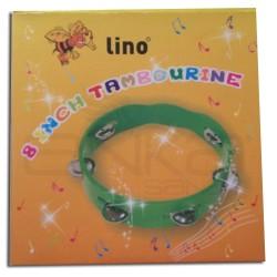 Lino Karadeniz - Lino Tamburin 8inch