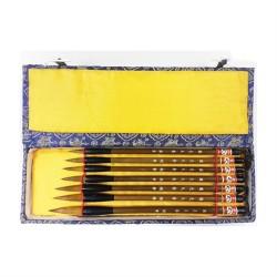 Anka Art - Çin Fırça Seti 7li Kod:LFC-7