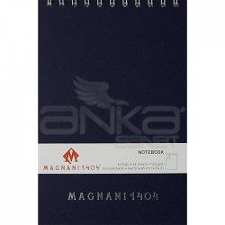 Magnani1404 - Magnani1404 Üstten Spiralli Not Defteri 64 Sayfa