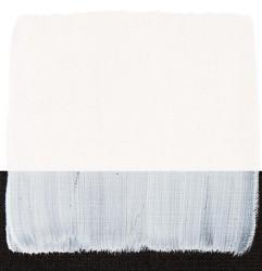 Maimeri - Maimeri Acrilico Akrilik Boya 018 Titanium White 200ml