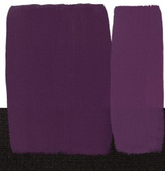 Maimeri - Maimeri Acrilico Akrilik Boya 440 Violet Ultramarine 200ml
