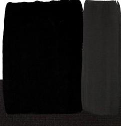 Maimeri - Maimeri Acrilico Akrilik Boya 537 Carbon Black 200ml