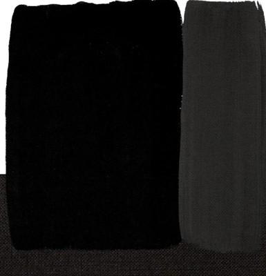 Maimeri Acrilico Akrilik Boya 537 Carbon Black 200ml - 537 Carbon Black