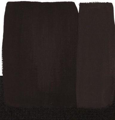 Maimeri Acrilico Akrilik Boya 540 Mars Black 200ml - 540 Mars Black