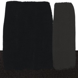Maimeri - Maimeri Polycolor Akrilik Boya 140ml Black 530
