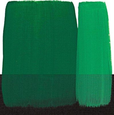 Maimeri Polycolor Akrilik Boya 140ml Brilliant Green Deep 305 - 305 Brilliant Green Deep