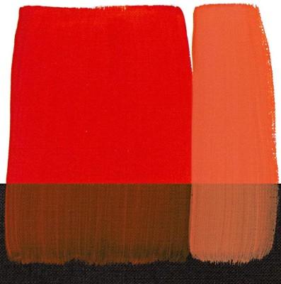 Maimeri Polycolor Akrilik Boya 140ml Brilliant Red 220 - 220 Brilliant Red