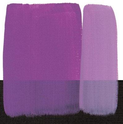 Maimeri Polycolor Akrilik Boya 140ml Brilliant Violet 447 - 447 Brilliant Violet