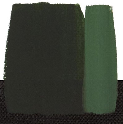 Maimeri Polycolor Akrilik Boya 140ml Sap Green 358 - 358 Sap Green
