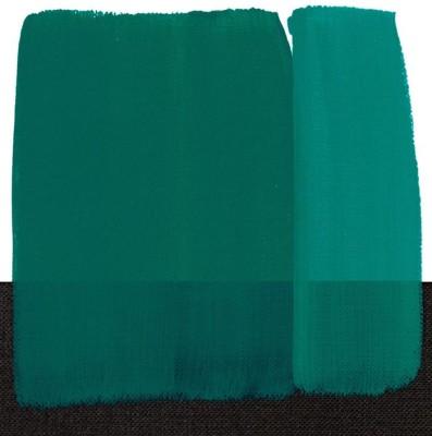 Maimeri Polycolor Akrilik Boya 140ml Turquoise Blue 408 - 408 Turquoise Blue