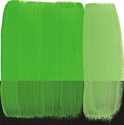 Maimeri Polycolor Akrilik Boya 140ml Yellowish Green 323 - 323 Yellowish Green