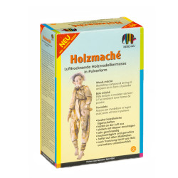 Nerchau - Nerchau Holzmache Ahşap Hamuru 200g.
