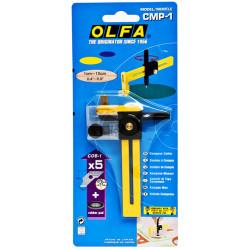 Olfa - Olfa Daire Kesici CMP-1