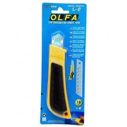 Olfa - Olfa L-2 Profesyonel Maket Bıçağı
