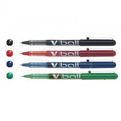 Pilot - Pilot V-Ball 0.5mm Sıvı Mürekkepli Roller Kalem