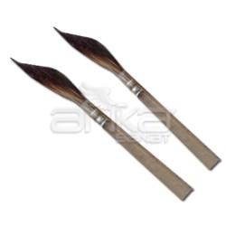 Ponart - Ponart 9136 Seri Samur Seramik ve Porselen Fırçası