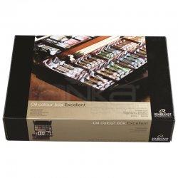 Rembrandt - Rembrandt Yağlı Boya Ahşap Kutulu Excellent Set 01840001